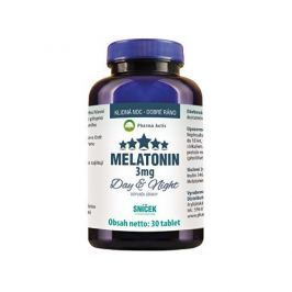 Pharma Activ Melatonin 3 mg Day & Night 30 tablet