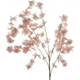 Kaemingk Větev s růžovými květy 120 cm