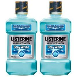 Listerine Stay White 2 x 500 ml