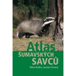 Anděra Miloš, Červený Jaroslav: Atlas šumavských savců