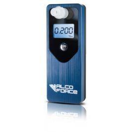 AlcoForce Osobní alkoholtestr MASTER, modrý, ekonomický model, kalibrace na 1 rok zdarma