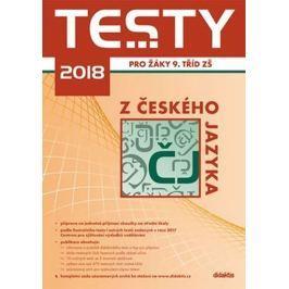 Adámková P. a kolektiv: Testy 2018 z českého jazyka pro žáky 9. tříd ZŠ