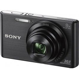 Sony CyberShot DSC-W830, černá - II. jakost