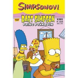 Groening Matt: Simpsonovi - Bart Simpson 9/2015 - Princ ptákovin