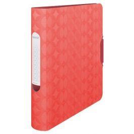 Mobilní pořadač Leitz 180° ACTIVE Retro Chic A4 6,5 cm neon růžový