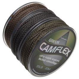Gardner Olověná šňůrka Camflex Leadcore 20m 45lb Camo Silt Flex