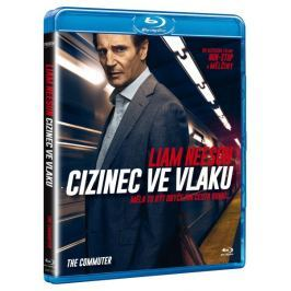 Cizinec ve vlaku   - Blu-ray