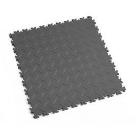Fortelock Grafitová plastová vinylová dlaždice Light 2050 (diamant) - 51 x 51 x 0,7 cm