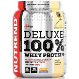 Nutrend Deluxe Whey 2250 g Vanilka Pudding