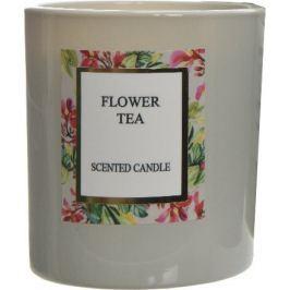 Kaemingk Vonná svíčka ve skle Flower Tea