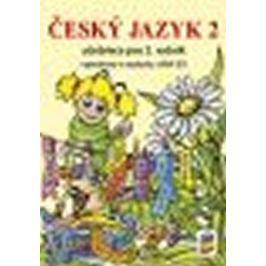 Český jazyk 2 (učebnice) - nová řada, duhová řada - pro 2. ročník ZŠ