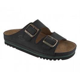 Scholl Zdravotní obuv AIR BAG Nublined-U - černá (Velikost vel. 43)