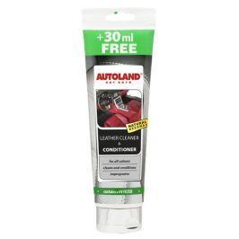 AUTOLAND Čistič a kondicionér kůže, s UV filtrem, lanolinem a včelím voskem, 280 ml