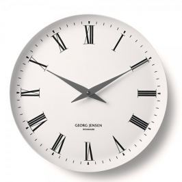 Georg Jensen Nástěnné hodiny HK, melaminové, 26 cm