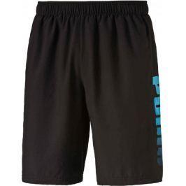 Puma Fun Big Logo Woven Short Black S