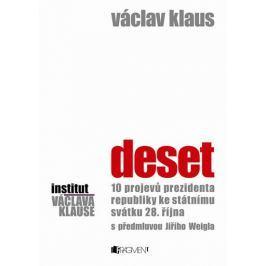 Klaus Václav: Václav Klaus – Deset