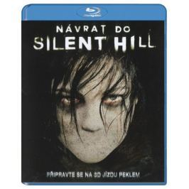 Návrat do Silent Hill 2D+3D (2BD)   - Blu-ray