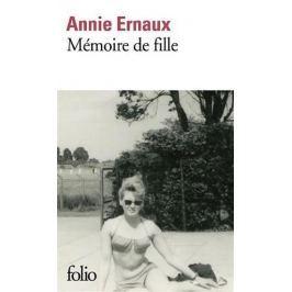 Ernaux Annie: Mémoire de fille