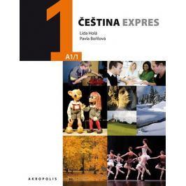 Holá Lída, Bořilová Pavla: Čeština expres 1 (A1/1) španělská + CD