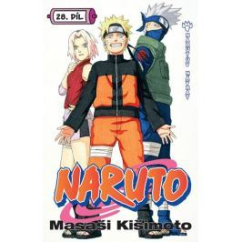 Kišimoto Masaši: Naruto 28 - Narutův návrat