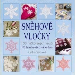 Sainio Caitlin: Sněhové vločky - 100 háčkovaných vzorů