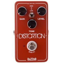 Razzor Distortion Kytarový efekt