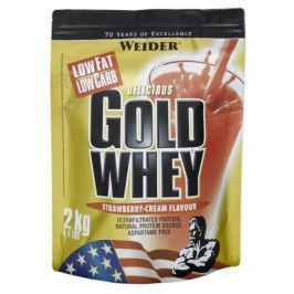 Weider Gold Whey Syrovátkový protein 2 kg - Banán