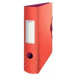 Mobilní pořadač Leitz 180° Urban Chic A4 8,2 cm červený