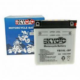 Baterie KYOTO 12V 11Ah  YB10L-BP (dodáváno s kyselinovou náplní)