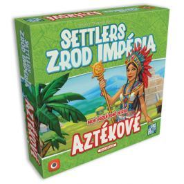 REXhry Settlers: Zrod impéria - Aztékové