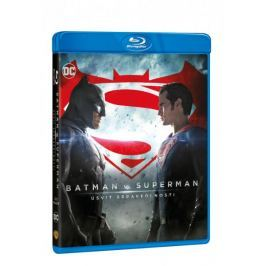 Batman vs. Superman: Úsvit spravedlnosti    - Blu-ray