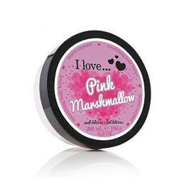 I Love Cosmetics Vyživující tělové máslo s vůní růžového marshmalow (Pink Marshmallow Nourishing Body Butter) 200 ml