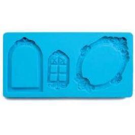 Ibili 3D forma na fondant okna