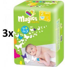 Magics Flexidry Mini (3-6kg) Ecopack - 216ks