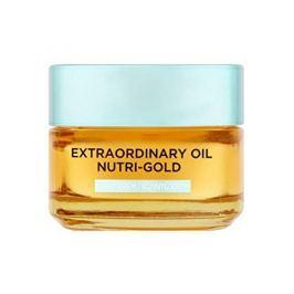 L'Oréal Lehký vyživující olejový krém Nutri-Gold (Extraordinary Oil Cream) 50 ml