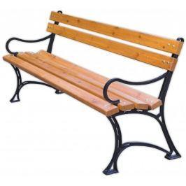 Rojaplast Parková lavice s područkami
