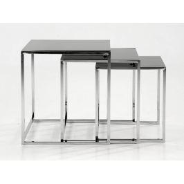 Design Scandinavia Sada konferenčních stolků Counter, 3 ks