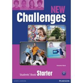 Maris Amanda: New Challenges Starter Students´ Book