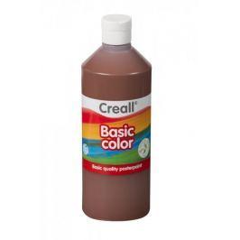 Barva temperová 0,5 l hnědá