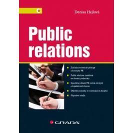 Hejlová Denisa: Public relations