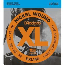 Daddario EXL140 Struny pro elektrickou kytaru
