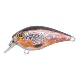 Spro Wobler Ikiru Naturals Crank Floating Brown Trout 4,5 cm 6 g