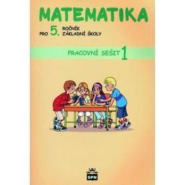 Vacková Ivana a kolektiv: Matematika pro 5. ročník základní školy - Pracovní sešit 1