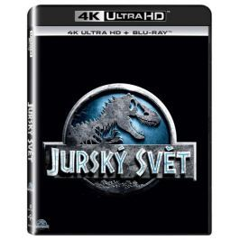 Jurský svět (2 disky) - Blu-ray + 4K ULTRA HD