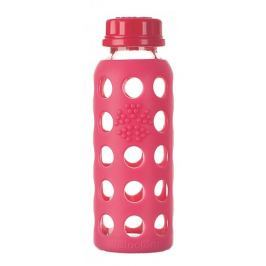 Lifefactory Dětská láhev 250 ml Raspberry