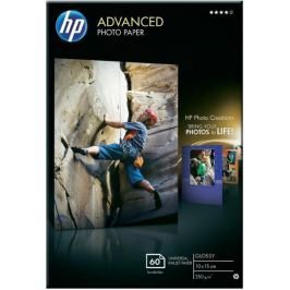 HP fotopapír Glossy Advanced, Q8008A, 10x15 cm, 60 ks