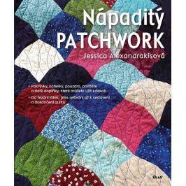 Alexandrakisová Jessica: Nápaditý patchwork