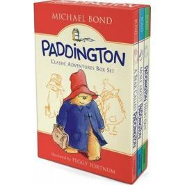 Bond Michael: Paddington Classic Adventures : Box Set