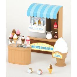 Sylvanian Families Obchod s točenou zmrzlinou 2811