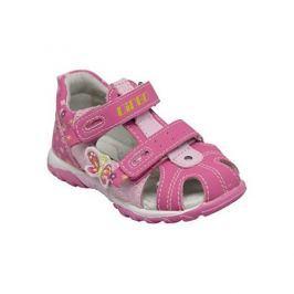 SANTÉ Zdravotní obuv dětská MY/669 fushia (Velikost vel. 24)
